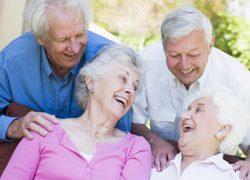 «ДОСТ-Н» поздравил людей почтенного возраста