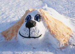 Добро пожаловать в снежный городок!