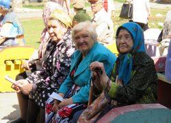 Праздник Победы для жителей Октябрьского района: чтобы помнили